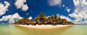 Mauritius, Trou aux biches by Nightline