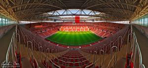 Turk Telekom Arena Istanbul by Nightline