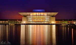 Copenhagen Opera House 2 by Nightline