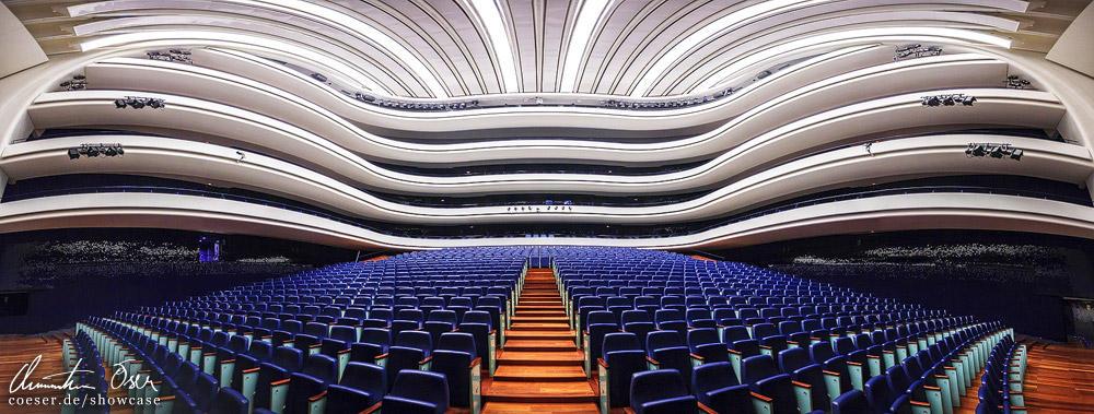 Opera house Valencia by Nightline