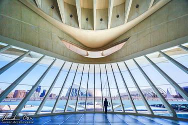 Palau de les Arts Valencia 02 by Nightline
