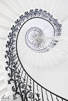 Queen's House Staircase 01 by Nightline