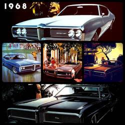 Pontiac 1968 by Nickmix01