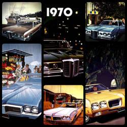 Pontiac 1970 by Nickmix01