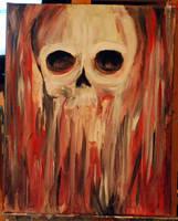 Skull by RoxVonD
