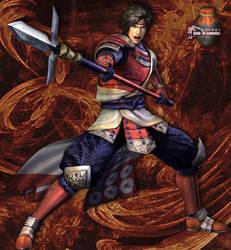 Yukimura Sanada by Koei-Warrior