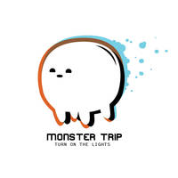 Monster Trip, Logotype by matchola
