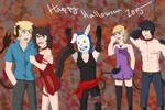 Halloween 2015! by Phatom12
