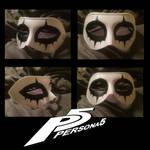 Persona 5 Mask by Phatom12