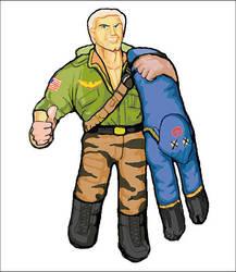 Gotta hand it to G.I. Joe by BobbyBobby85