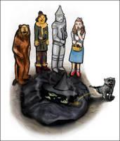Toto- the Whizard of Oz by BobbyBobby85