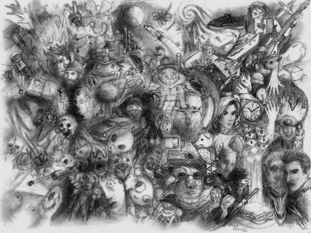 Mind Puzzles by BobbyBobby85