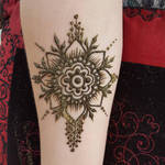 Forearm by flowerwills