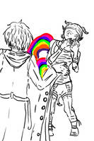 18 Rainbow by Nammah