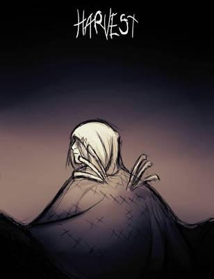Harvest - cover by ArnarTheWriter