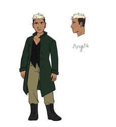 Adult Superhero Comic - Ambience by ArnarTheWriter