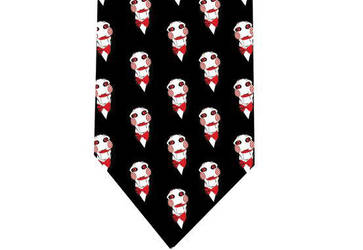 Saw Horror Gore Tie - model 2 by CoolTies