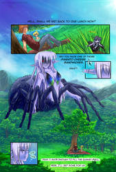Comic Commission - Said the Spider to the Fly pg3 by Autumnology