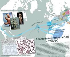 Atlantean Migration Period by SRegan