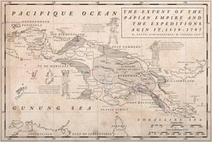 Empire of Papia by SRegan