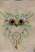 Whoohoo Dream Owl by David-LaCroix