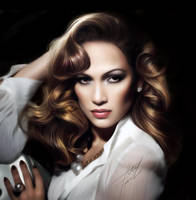 Jennifer Lopez by youtuneo