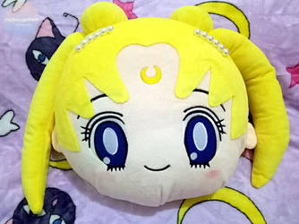 Princess Serenity Pillow by MichiruPLANET