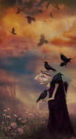 The Crow Master by nowoslawska