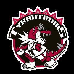 Toronto Tyrantrums by Chrishankhah