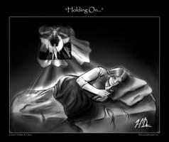 Holding On... by Chrishankhah
