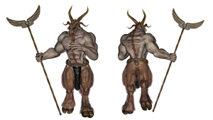 Creature 1 by Nolamom3507