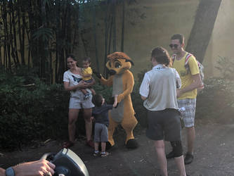 Timon's Meet and Greet by 736berkshire