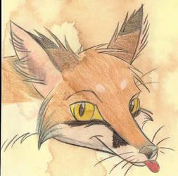 Tongue by FigoFox