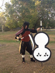Madara Uchiha Cosplay by AuditoreEagle