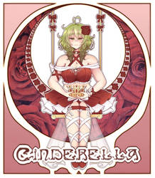 Cinderella by iSketchi