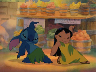Lilo and Stitch Swag by Curehappy2345