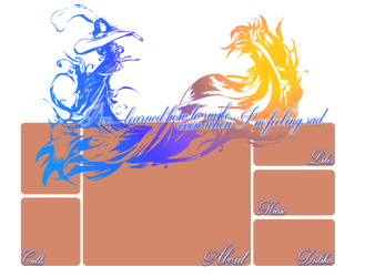 Ffx Layout by mousecookie