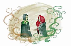 He fancies you, James Potter! by LilsPotter