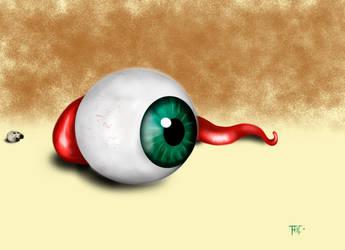 ojo by Alfonzzz105