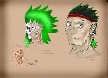 The Huitzilopochtlion by CrimsonDarkwolfe