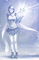 Winter Magic by hanna-Aris