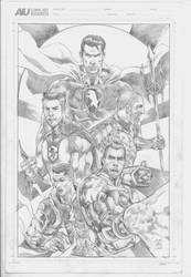 JUVENTUS - RISE OF CHAMPIONS LEAGUE HEROES by sultandinegeriorang