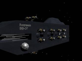 dewulf Hauptmann Class DD by xveers