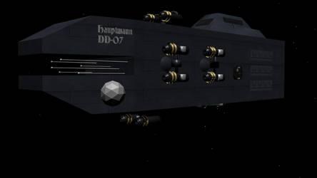 Hauptman DD - Version 2 by xveers