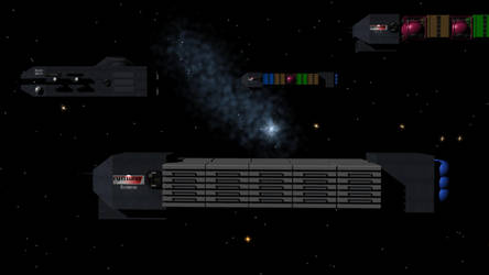 Convoy in Grumman by xveers