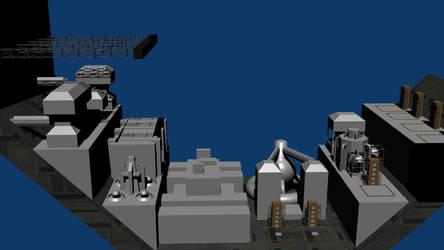 Sintillan Shipyard Mk2 by xveers