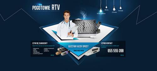 Consumer electronics emergency by rozmin