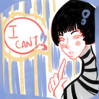 I cant by TisheenaManzana