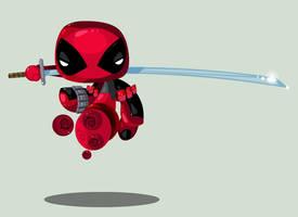 Deadpool by vancamelot