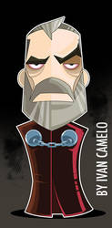 Count Dooku!!! by vancamelot